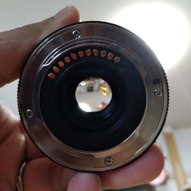 OLYMPUS(オリンパス)の限定品【LIMITED BLACK】 OLYMPUS 12mm f2.0  スマホ/家電/カメラのカメラ(レンズ(単焦点))の商品写真
