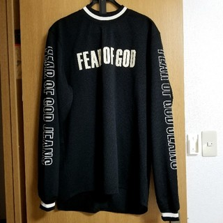 FEAR OF GOD - FEAR OF GOD 5th Motocross Jersey