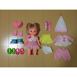 PILOT - メルちゃんとおともだちの人形+洋服+アイス屋さんセット