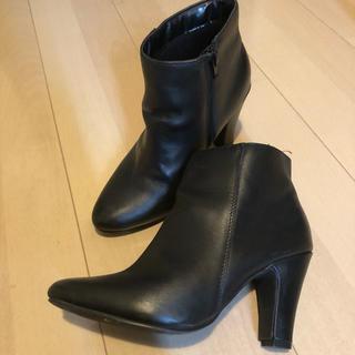 ダイアナ(DIANA)のショートブーツ 36(ブーツ)
