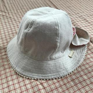 エニィファム(anyFAM)の帽子 女の子 約50cm(帽子)