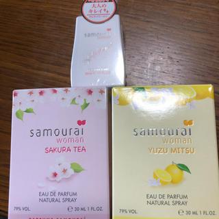 SAMOURAI - サムライウーマン 和の香りセット+フレグランスミスト