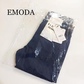 EMODA - 新品 エモダ デニムパギンス デニム スキニー デニムスキニー ブルーデニム