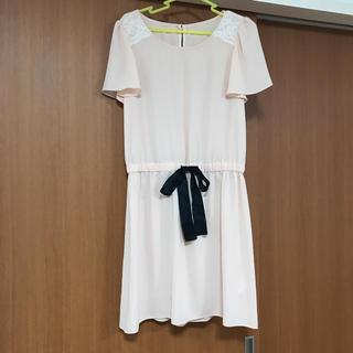 Debut de Fiore - 定価2万程度)1回のみ着用☆結婚式やデートにぴったりワンピース