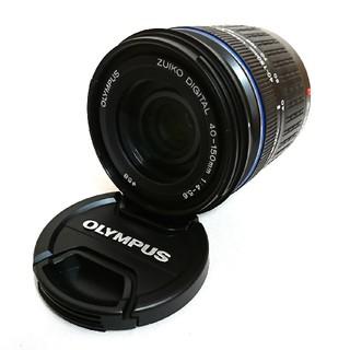 オリンパス(OLYMPUS)のOLYMPUS PEN PL  ZUIKO DIGITAL 40-150mm(レンズ(ズーム))