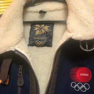 ミズノ(MIZUNO)の長野オリンピック公式ジャケット (その他)