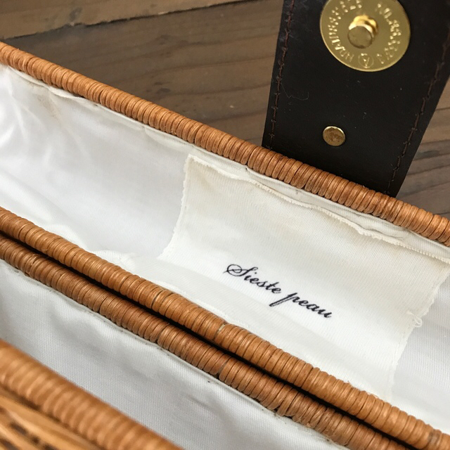Ron Herman(ロンハーマン)のSiesta peau かご クラッチ バッグ 結婚式 レディースのバッグ(クラッチバッグ)の商品写真