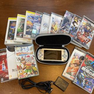 PSP&ソフト14本セット