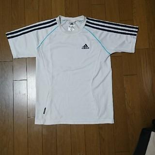 アディダス(adidas)の美品アディダスTシャツ150(Tシャツ/カットソー)