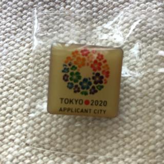 非売品 東京2020オリンピック ピンバッジ