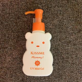 キスミーコスメチックス(Kiss Me)のマミー UVマイルトジェルN 100g(日焼け止め/サンオイル)