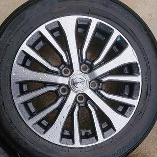 セレナ(SERENA)の日産 セレナ C26 純正ホイール、サマータイヤ 4本セット(タイヤ・ホイールセット)
