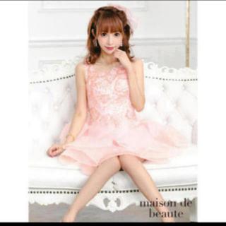 エミリアウィズ(EmiriaWiz)の♡メゾンドボーテ ドレス♡(ミニドレス)
