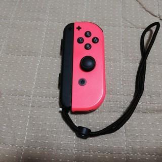 任天堂 - NintendoSwitch ジョイコン ネオンレッド 右側