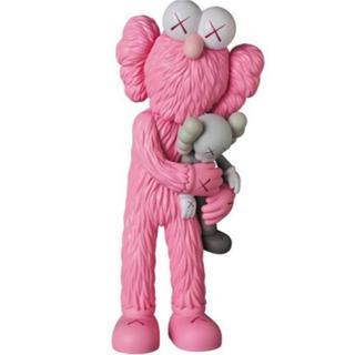 MEDICOM TOY - kaws take pink