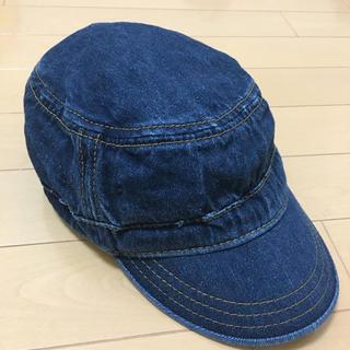 ジーユー(GU)のGU帽子 ユニセックス 子供OK  56〜58cmくらい(帽子)