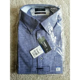 アオヤマ(青山)の【タグ付き新品未使用】洋服の青山 ワイシャツ スリムフィット ボタンダウン(シャツ)