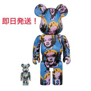 MEDICOM TOY - Andy Warhol's Marilyn Monroe BE@RBRICK