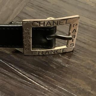 シャネル(CHANEL)のシャネルベルト (ベルト)