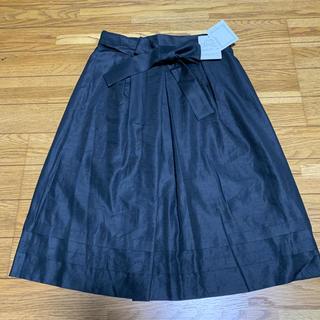 アンタイトル(UNTITLED)のUNTITLEDアンタイトル♡新品未使用スカート♡(ひざ丈スカート)