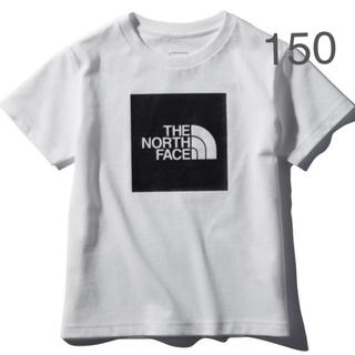 THE NORTH FACE - ノースフェイス ショートスリーブ ビッグロゴティー Tシャツ 150