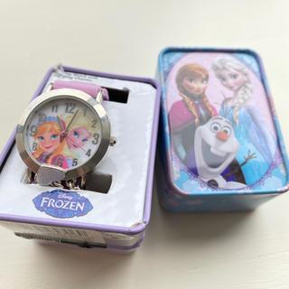 アナトユキノジョオウ(アナと雪の女王)のアメリカ ディズニー アナと雪の女王腕時計(腕時計)