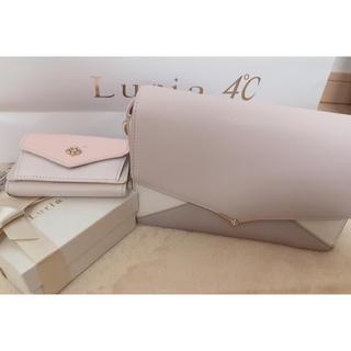 ヨンドシー(4℃)のLuria4°Cルリア 財布とショルダーバッグ(ショルダーバッグ)