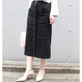 ノーブル(Noble)のSpick and Span Noble ★スカート(ひざ丈スカート)