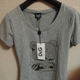 ドルチェアンドガッバーナ(DOLCE&GABBANA)の新品❤️ドルチェ&ガッバーナ☆Tシャツ(Tシャツ(半袖/袖なし))