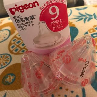 Pigeon - Pigeon乳首 母乳実感