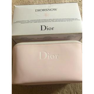 ディオール(Dior)のDior ディオール ポーチ ケース ノベルティ(ポーチ)