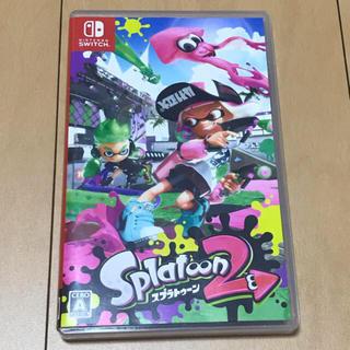 Nintendo Switch - 最終値下げ!スプラトゥーン2 中古美品⭐︎