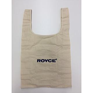 ロイズ(ROYCE)オリジナルコットンエコバッグ(エコバッグ)