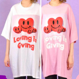 ミルクボーイ(MILKBOY)のMILKBOY Tシャツ(Tシャツ(半袖/袖なし))