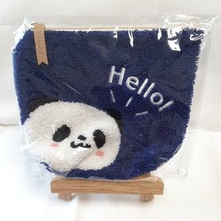 ラクテン(Rakuten)のパンダフルライフコレクション お買い物パンダ もこもこマルチケース 楽天パンダ(キャラクターグッズ)