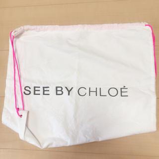 シーバイクロエ(SEE BY CHLOE)のシーバイクロエ 袋(ショップ袋)