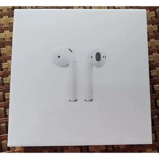 Apple - 新品未開封 AirPods 2(エアポッド)