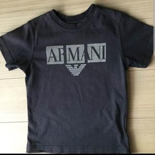 アルマーニ ジュニア(ARMANI JUNIOR)のアルマーニ Tシャツ サイズ6A(Tシャツ/カットソー)