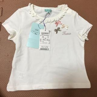 トッカ(TOCCA)の未使用タグ付 TOCCA Tシャツ(Tシャツ/カットソー)