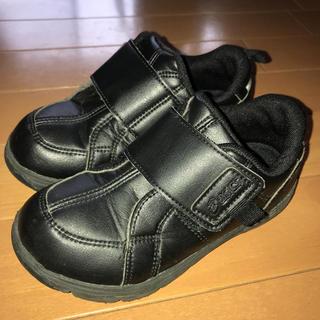 asics - 美品☆asics アシックス☆スクスク スニーカー 靴 17.5