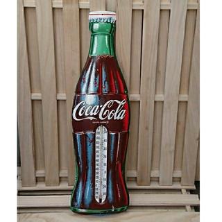 コカコーラ(コカ・コーラ)のコカ・コーラ☆コンツアーボトル温度計(その他)