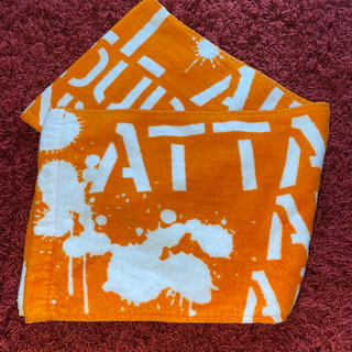 AAA - AAA 10th Anniversary タオル 橙