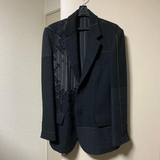Yohji Yamamoto - 16AW ヨウジヤマモトプールオム オパールノッチジャケット