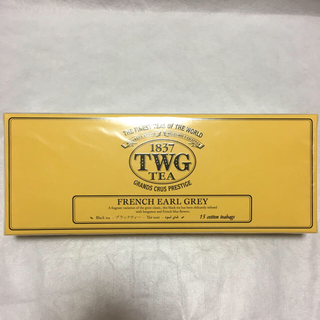 【新品 未開封】紅茶 トワイニング アールグレイ シンガポール(茶)