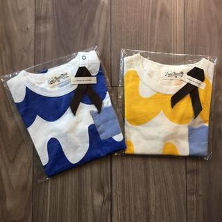 センスオブワンダー(sense of wonder)の新品 センスオブワンダー Tシャツ 2枚セット キッズ(Tシャツ/カットソー)