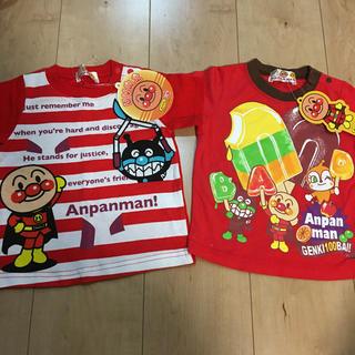 アンパンマン - 80cm アンパンマン Tシャツ2枚セット 新品未使用☆