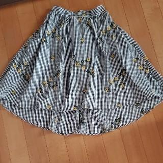 グレイル(GRL)のGRLフィッシュテールスカート(ひざ丈スカート)
