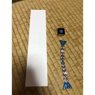 アップル(Apple)の値下げ!ジャンク Apple  Watch  series1 38mm(腕時計(デジタル))