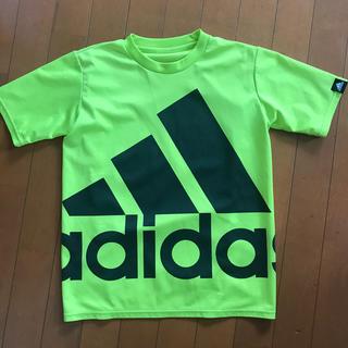 adidas - アディダス Jr.Tシャツ