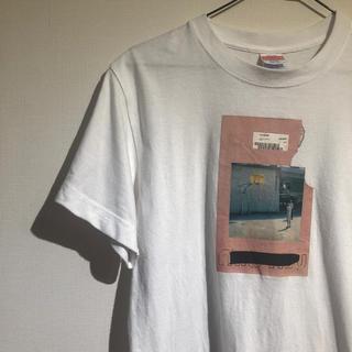 エディットフォールル(EDIT.FOR LULU)のmiumiu風写 ヤビクエンリケエユウジ Tシャツ(Tシャツ/カットソー(半袖/袖なし))